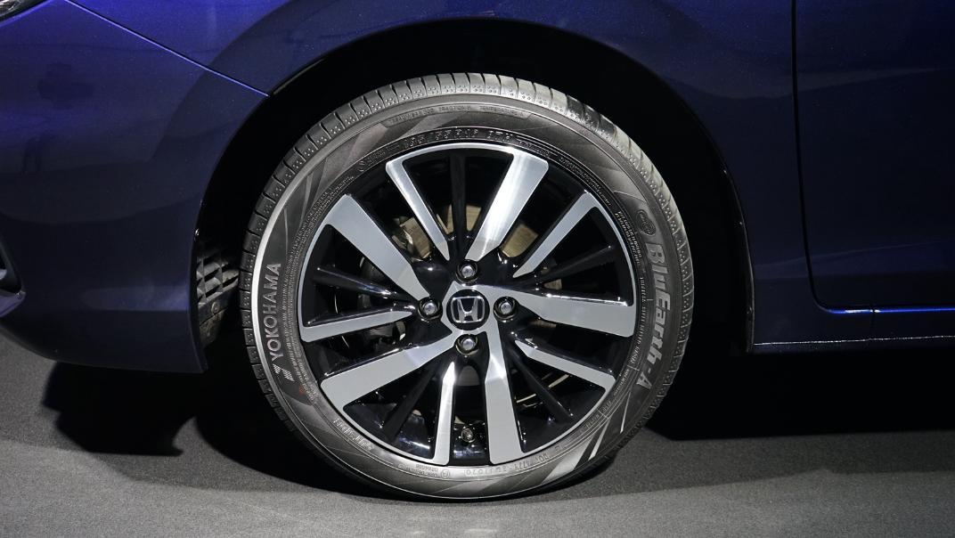 2021 Honda City e:HEV RS Exterior 103