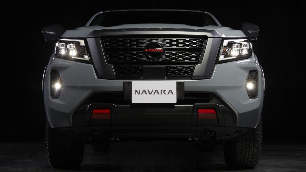 2021 Nissan Navara PRO-4X Exterior 145