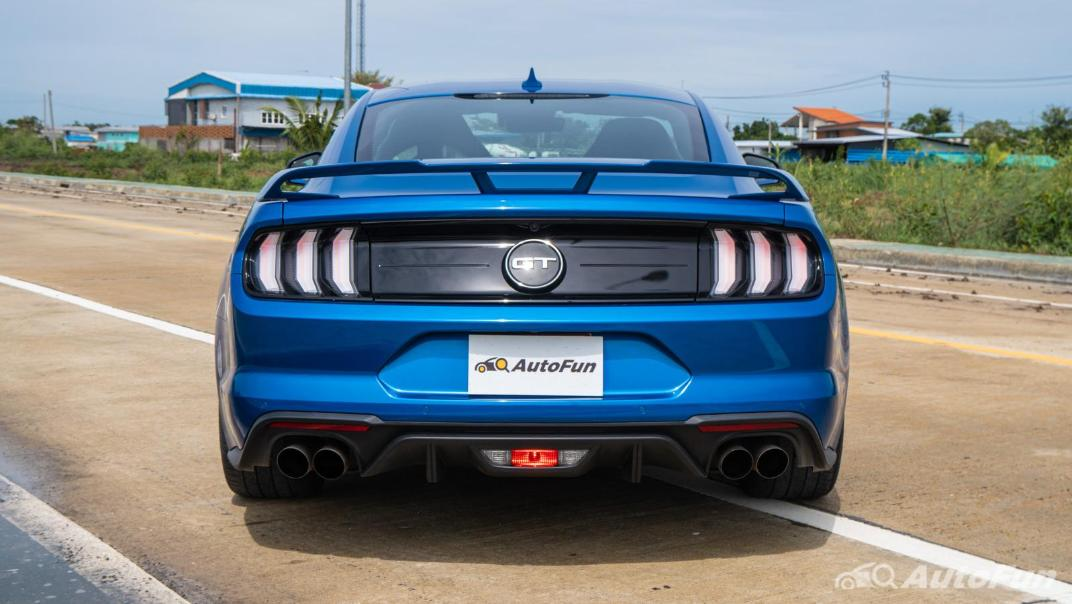 2020 Ford Mustang 5.0L GT Exterior 006