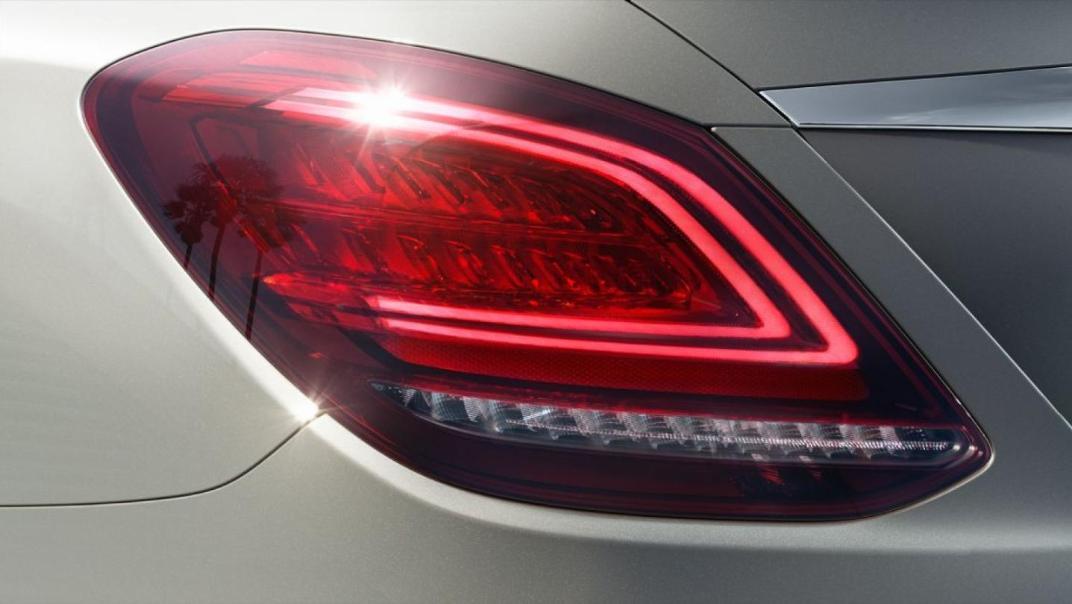 Mercedes-Benz C-Class Saloon 2020 Exterior 011