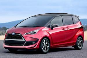 2021 Toyota Sienta เปิดตัวปีหน้า ตัวถังใหญ่ขึ้นแต่หน้าตาปราดเปรียวกว่าเดิม