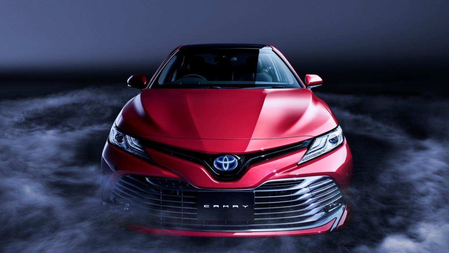 Toyota Camry 2020 Exterior 011