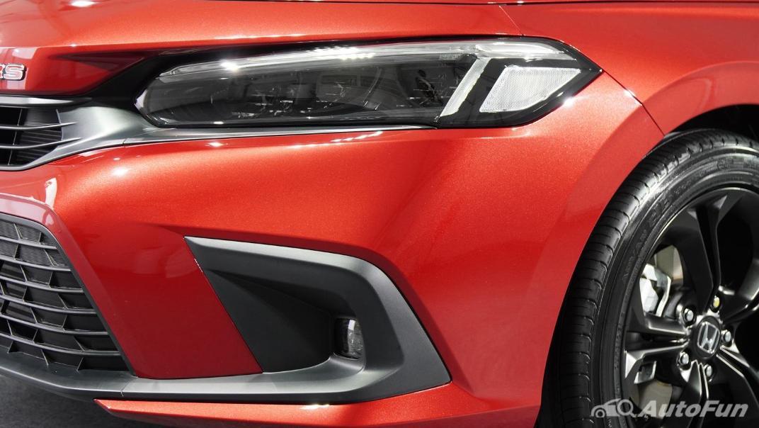 2022 Honda Civic RS Exterior 068