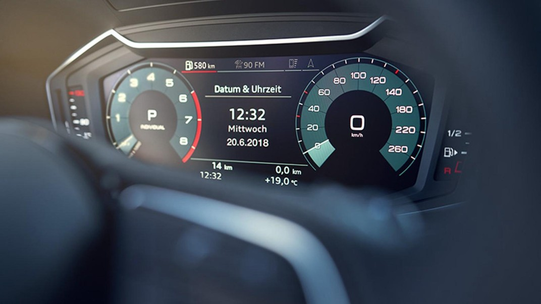 Audi A1 Sportback 2020 Interior 003
