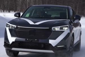 2021 Honda HR-V ใหม่โชว์สมรรถนะขับเคลื่อน 4 ล้อข่ม Subaru XV