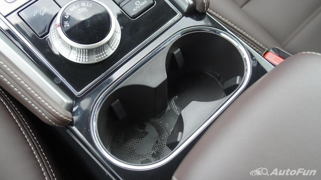 2020 Mitsubishi Pajero Sport 2.4D GT Premium 4WD Elite Edition Interior 032