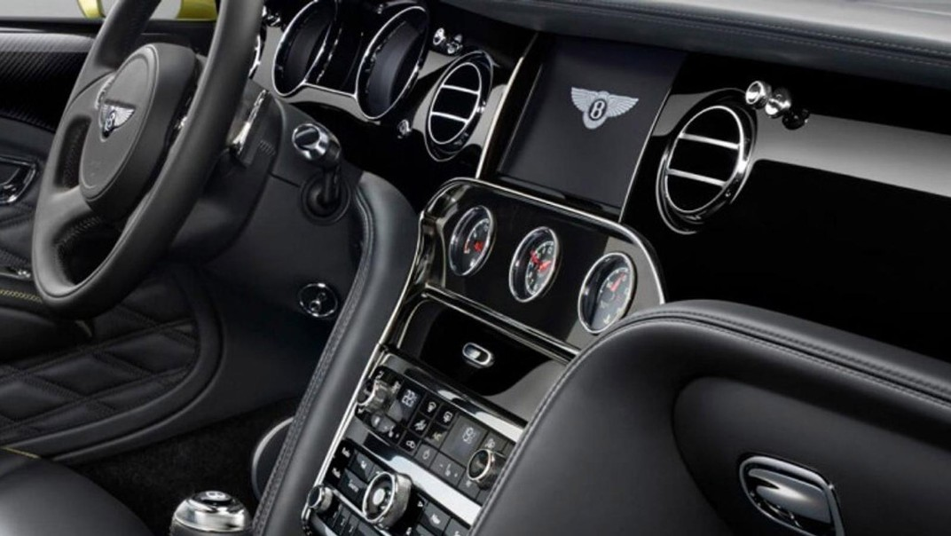 Bentley Mulsanne Public 2020 Interior 002