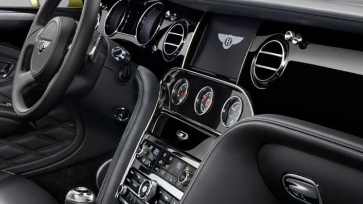 Bentley Mulsanne 2020 Interior 002