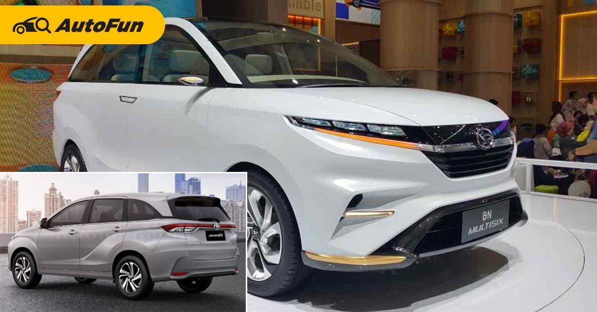 2022 Toyota Avanza เติมความครบเครื่องกว่าเดิมไล่ขย่ม Mitsubishi Xpander 01