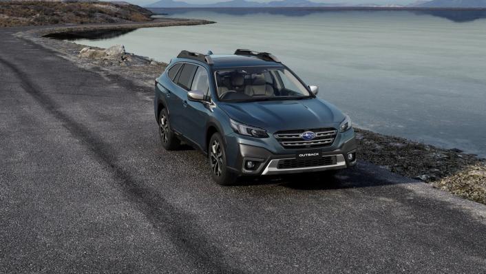 2021 Subaru Outback 2.5i-T EyeSight Exterior 003