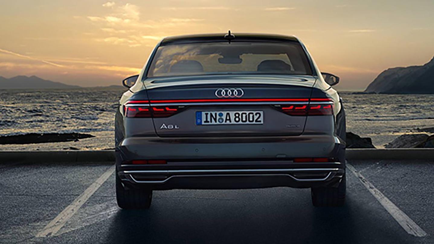 Audi Q3 2020 Exterior 007