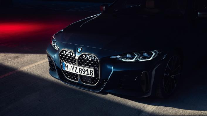 2020 2.0 BMW 4 Series Coupe 430i M Sport Exterior 009