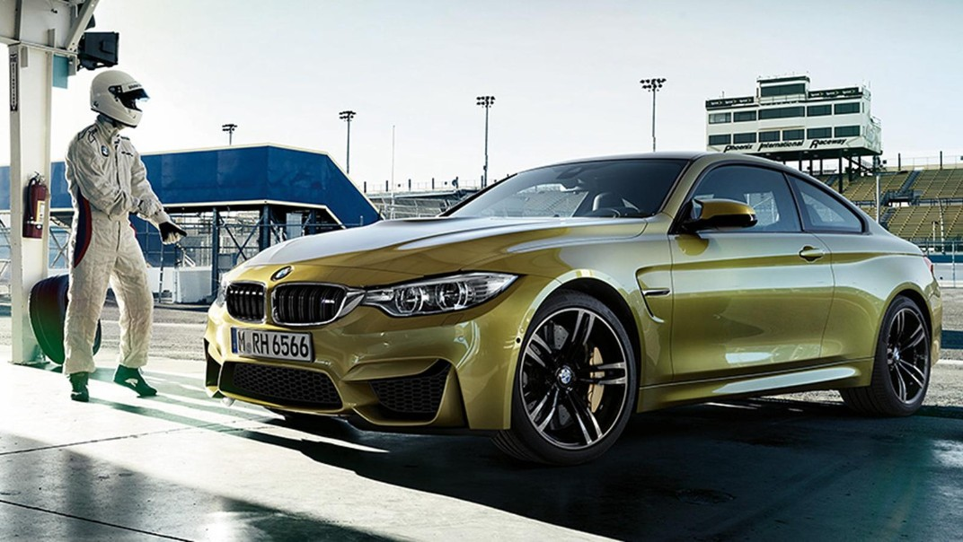 BMW M4-Coupe 2020 Exterior 002