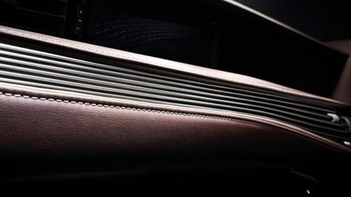 Lexus LS 2020 Interior 010