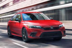 สิ้นสุดการรอคอย ยลโฉม 2022 Honda Civic มาแบบนี้ Toyota Corolla Altis หงอยต่อไป