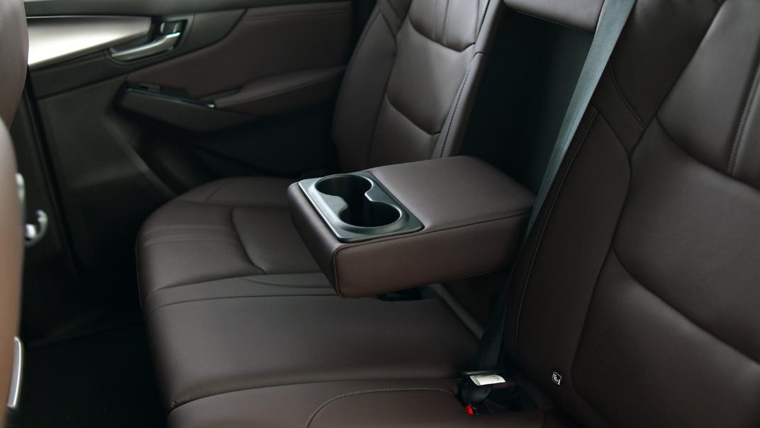 2021 Mazda BT-50 Double cab Upcoming Version Interior 013