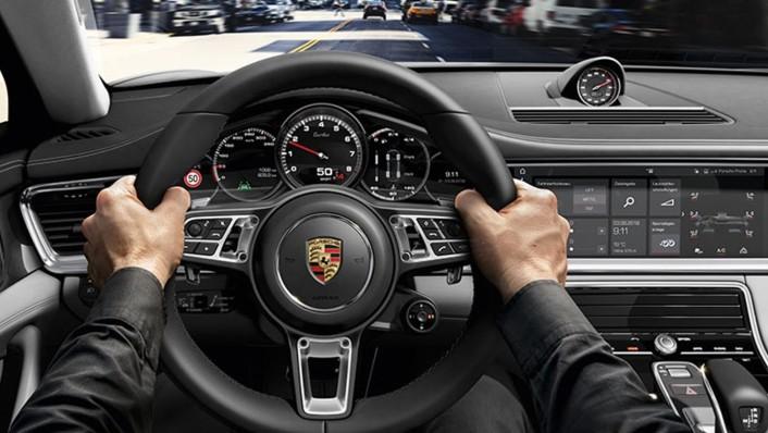 Porsche Panamera Public 2020 Interior 004