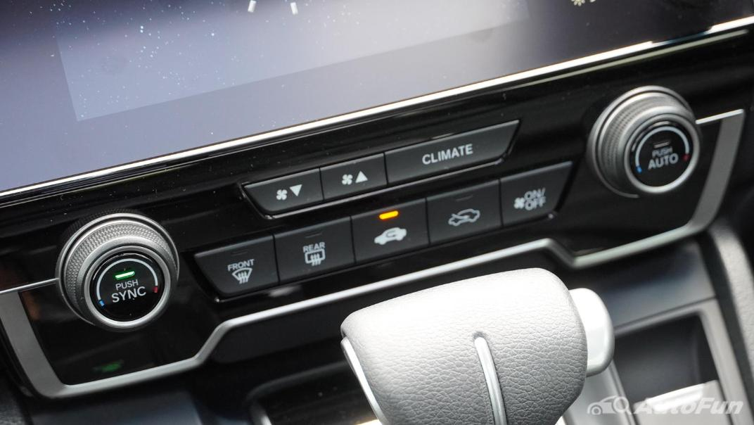 2020 Honda CR-V 2.4 ES 4WD Interior 020