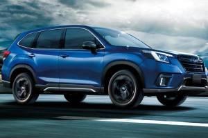 Subaru Forester รุ่นใหม่ปี 2023 อาจมาพร้อมกับเทคโนโลยีไฮบริดจาก Toyota