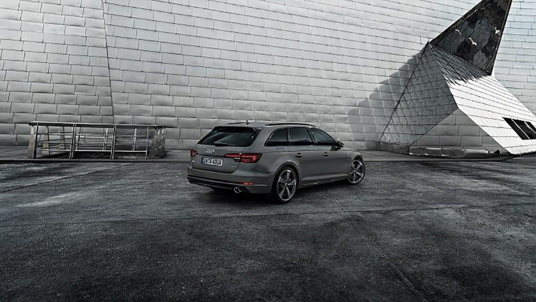 Audi A4 Avant 2020 Exterior 002