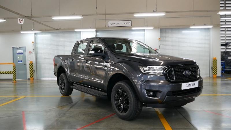 2021 Ford Ranger และ Ford Everest แต่งซิ่ง เพิ่มออพชั่น ราคาเริ่มต้น 6.69 แสน - 1.265 ล้านบาท 02