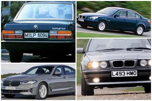 เจาะเวลากับบอริส ย้อน BMW 5-Series สปอร์ตซีดาน ตัวสร้างชื่อ Ultimate Driving Machine