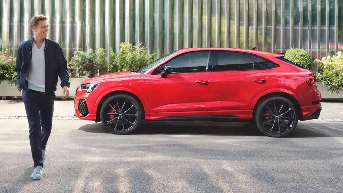 2021 Audi RS Q3 Sportback quattro Exterior 010