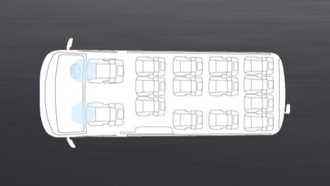 Nissan Urvan Public 2020 Interior 008