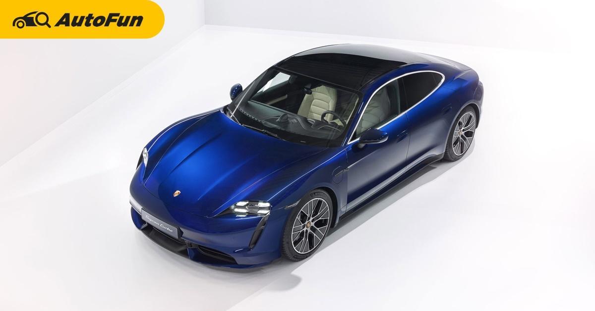 Porsche Taycan ขายดีจัด ต้องยืมพนักงาน Audi 400 คนมาช่วยกันผลิต 01