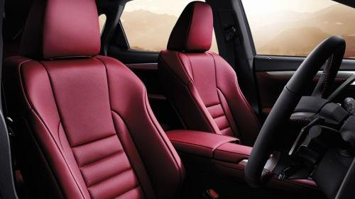 Lexus RX 2020 Interior 009