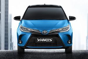 2021 Toyota Yaris รถอีโค่คาร์เครื่องยนต์เบนซิน 1.2 ลิตร ที่มาพร้อมความประหยัดน้ำมัน ด้วยราคาเริ่มต้น 5.49 แสนบาท