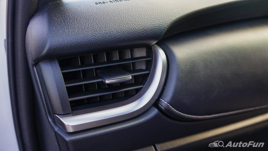 2020 Toyota Fortuner 2.8 Legender 4WD Interior 035