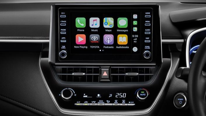 Toyota Corolla Altis 2021 Interior 005