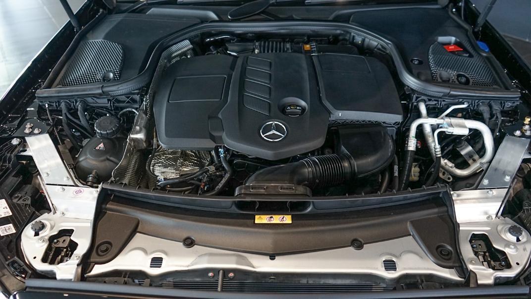 2021 Mercedes-Benz E-Class Saloon E 220 d AMG Sport Others 002