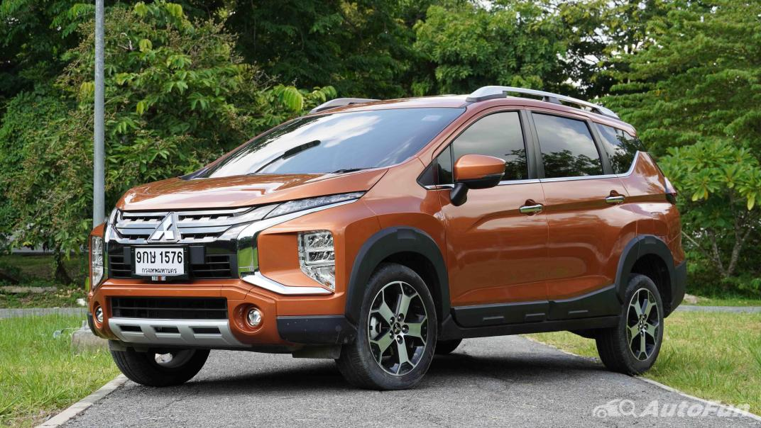 2020 1.5 Mitsubishi Xpander Cross AT Exterior 001