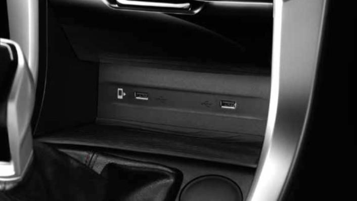 MG Extender 2020 Interior 008