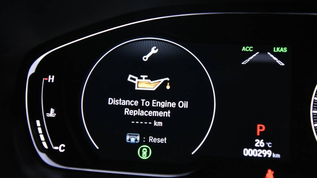 2021 Honda Accord 1.5 Turbo EL Interior 036