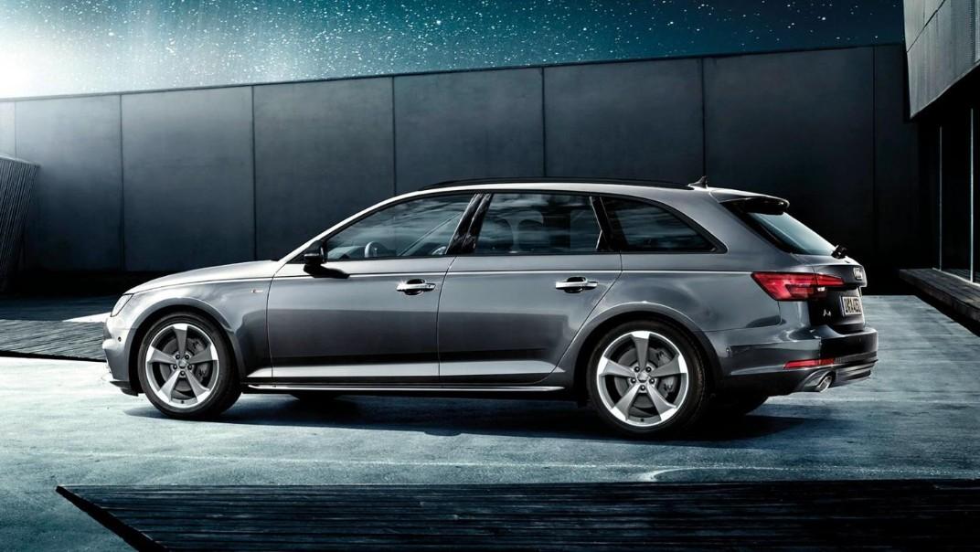 Audi A4 2020 Exterior 003