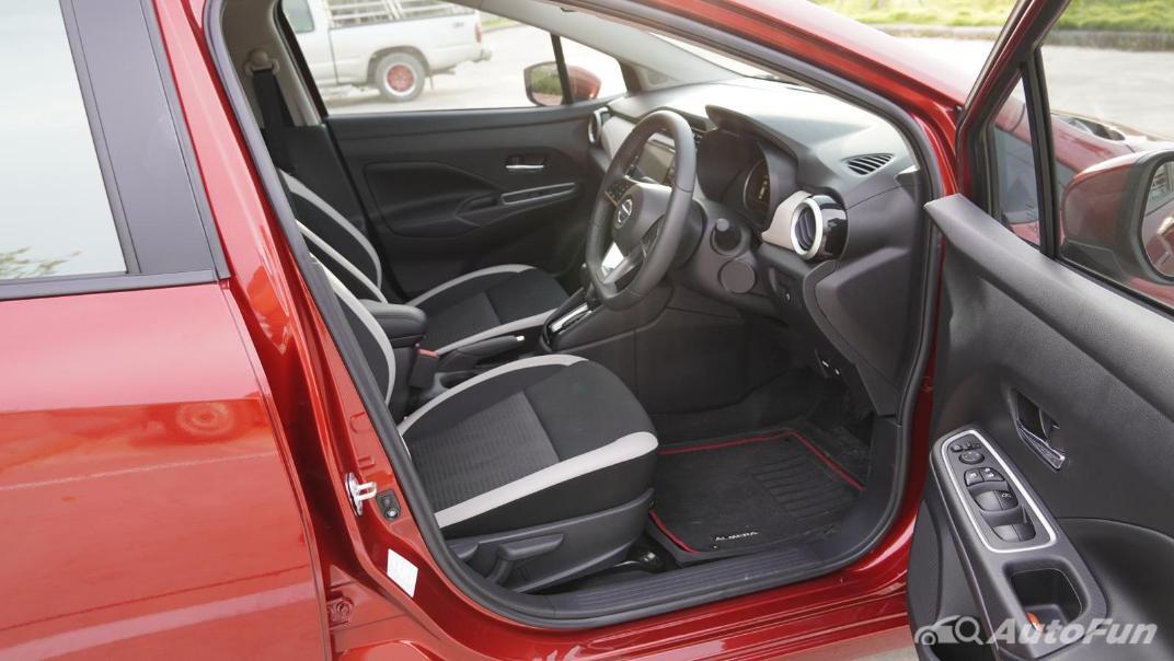 2020 Nissan Almera 1.0 Turbo VL CVT Interior 031