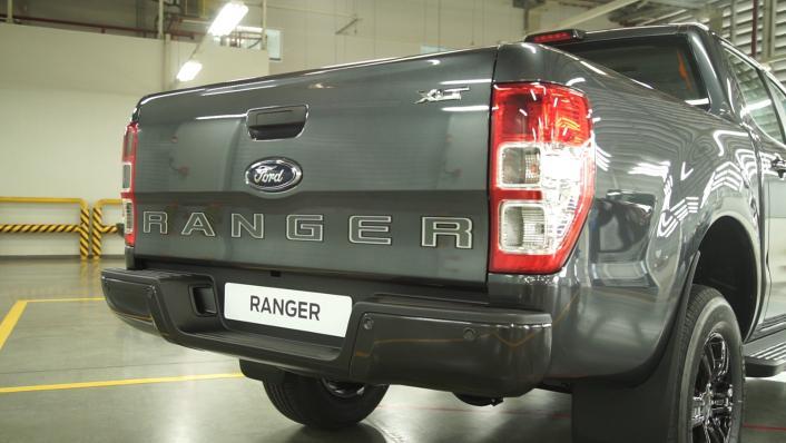 2021 Ford Ranger XLT Exterior 005