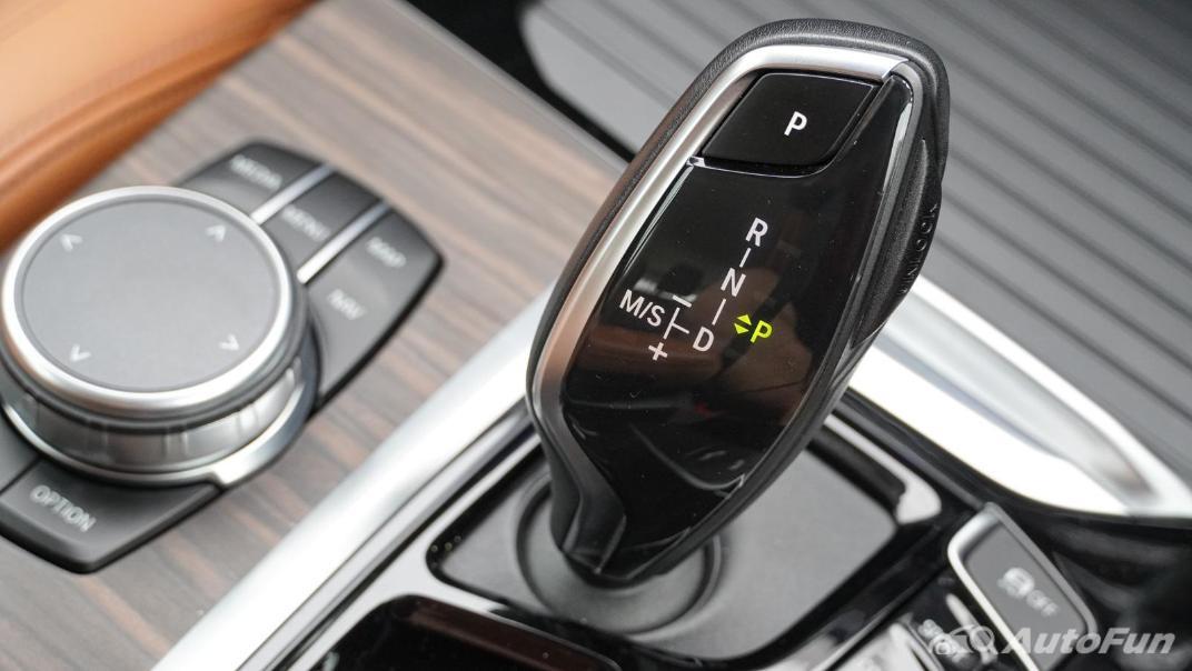 2020 BMW X3 2.0 xDrive20d M Sport Interior 030