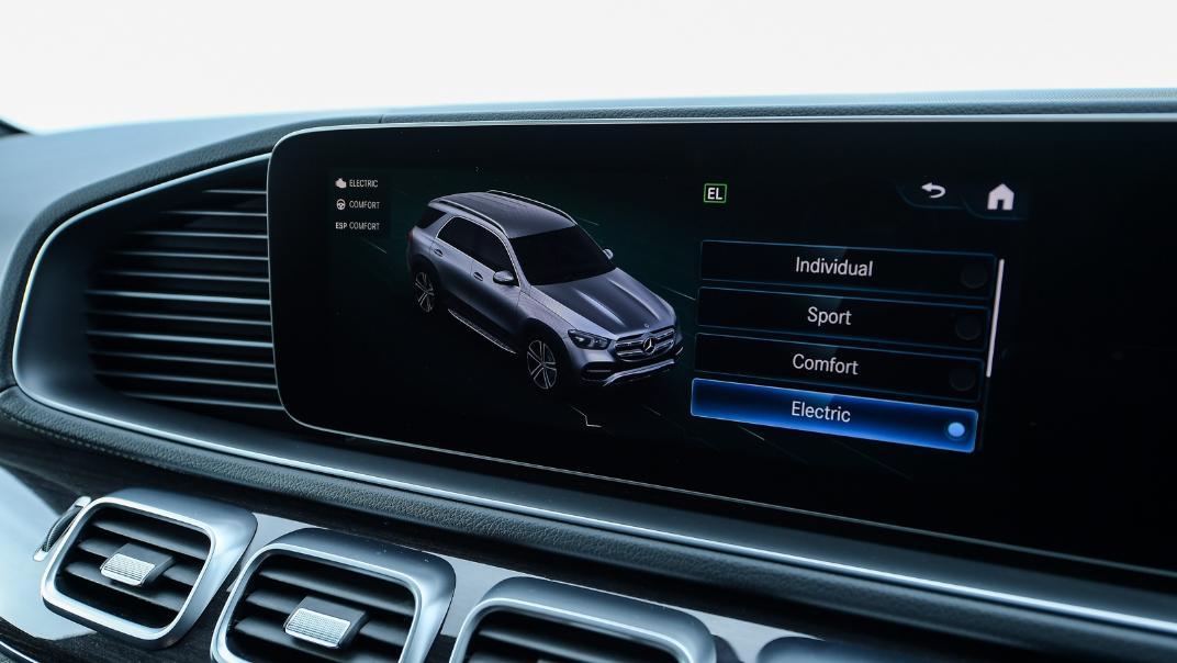 2021 Mercedes-Benz GLE-Class 350 de 4MATIC Exclusive Interior 095