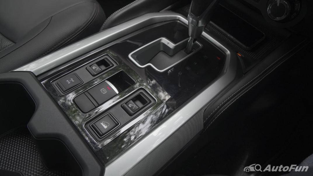 2021 Nissan Terra 2.3 VL 4WD Interior 023