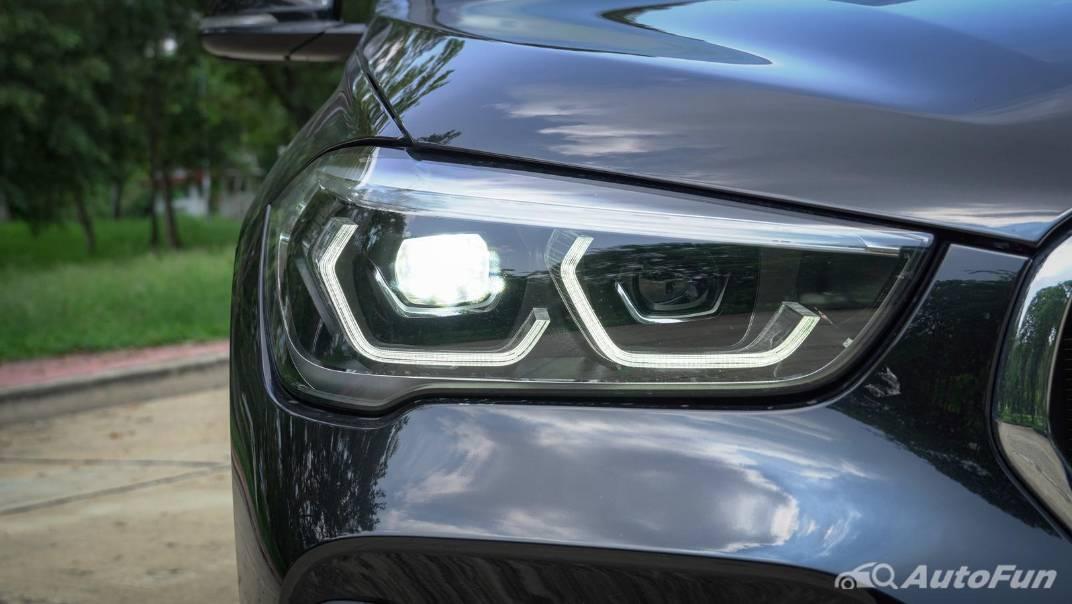 2021 BMW X1 2.0 sDrive20d M Sport Exterior 009
