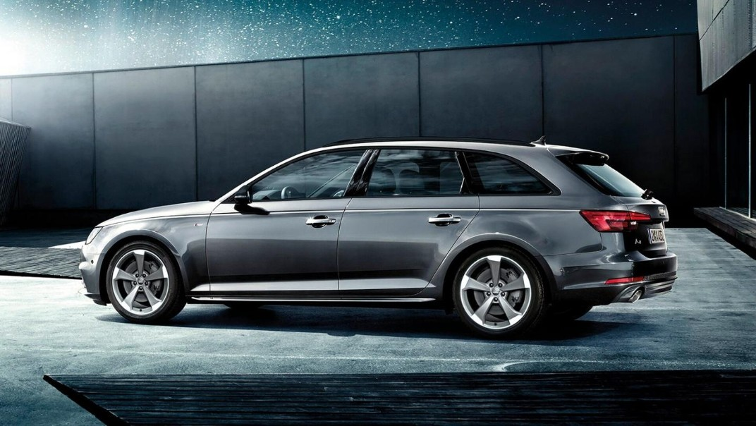 Audi A4 Avant 2020 Exterior 007