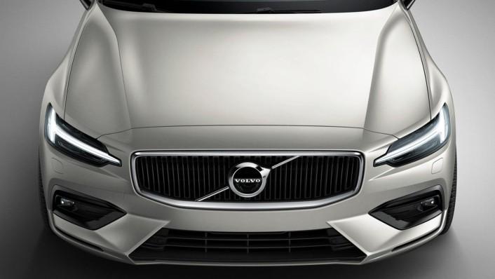 Volvo V60 2020 Exterior 005