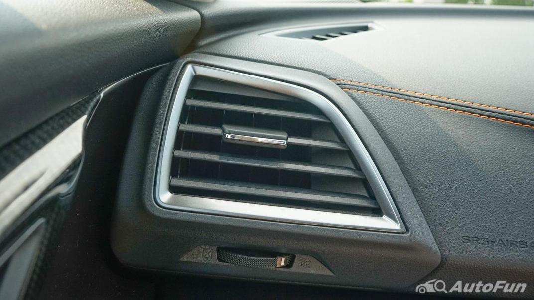 2019 Subaru XV GT Edition Interior 025