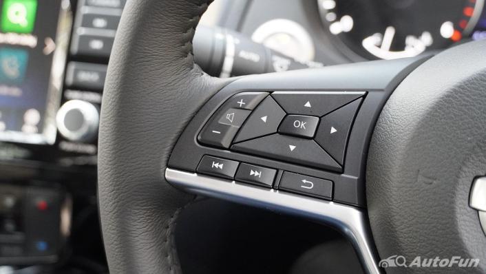 2021 Nissan Navara Double Cab 2.3 4WD VL 7AT Interior 004
