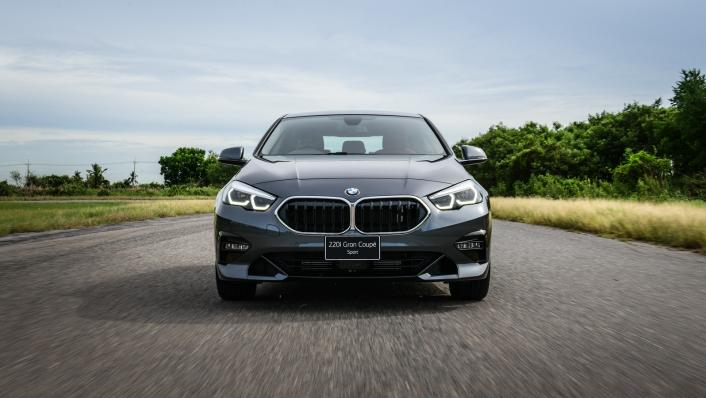 2021 BMW 2 Series Gran Coupe 220i Sport Exterior 008