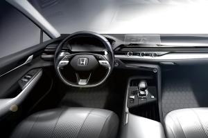 Honda เผยแนวคิดการออกแบบห้องโดยสารยุคใหม่ดูเรียบกว่าเดิม เริ่มใช้กับ 2022 Honda Civic